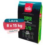 Lava 8 x 15kg VALIO Super