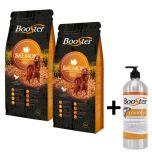Booster Salmon 2 x 15 kg + Booster Lohiöljy