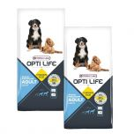 Opti Life Adult Light Medium & Maxi 2 x 12