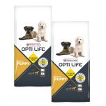 Opti Life Puppy Maxi 2 x 12