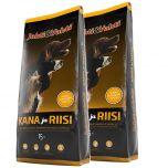 Jahti & Vahti Kana ja Riisi 2 x 15 kg