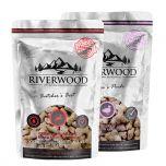 Riverwood Rapeat viljattomat makupalat, 200 g