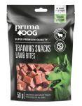 PrimaDog Training snacks Lammaspala, 50 g