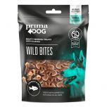 PrimaDog Wild Bites Silli ja mausteneilikka, rapea, 100 g