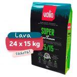 Lava 24 x 15kg VALIO Super