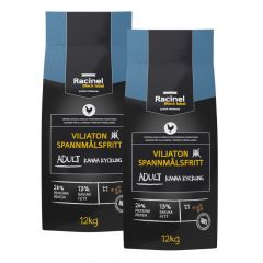 Racinel Black Label Adult chicken 2 x 12kg