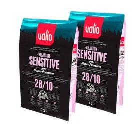 Valio SUper Premium Sensitive Viljaton 28/10 2 x 15 kg säästöpakkaus