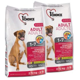 1ST CHOICE ADULT SKIN & COAT 2 x 15 KG