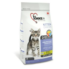 1st Choice Cat Healthy Start 2,72 kg