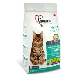 1st Choice Cat Weight Control 2,72 kg