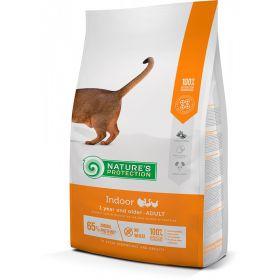 Nature's Protection Cat Adult Indoor Siipikarja