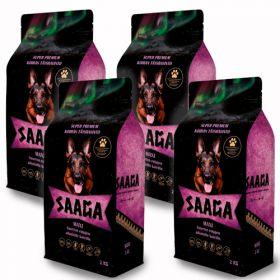 Saaga Maxi 2 kg - paritarjous