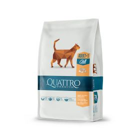 1,5 kg Quattro Cat Adult Extra Poultry