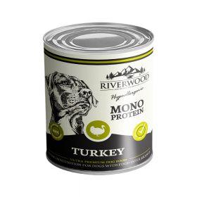 400 g Riverwood Mono Protein Kalkkuna, säilyke