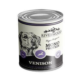 400 g Riverwood Mono Protein Peura, säilyke