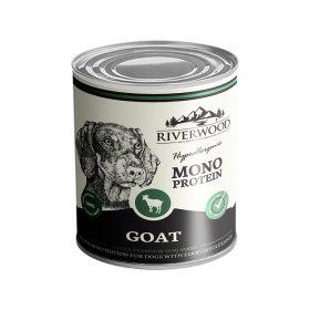 400 g Riverwood Mono Protein Vuohi, säilyke