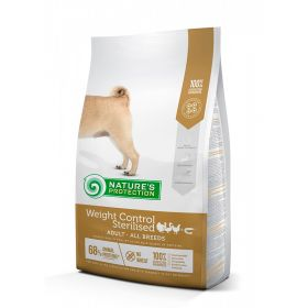 Nature's Protection Dog Adult All Breeds Weight Control Sterilised