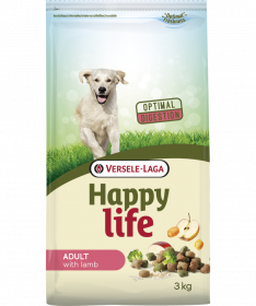 15 kg Happy Life Lamb