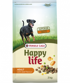 15 kg Happy Life Beef
