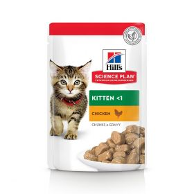 HILL'S SP Kitten Chicken 12 x 85 g