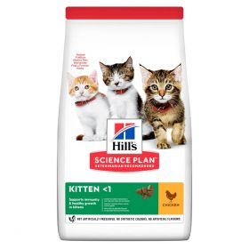 HILL'S SP Kitten Chicken 7kg