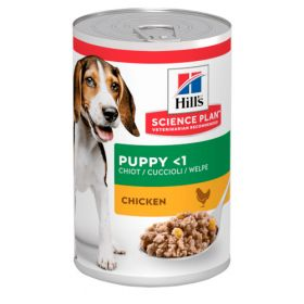 HILL'S SP Puppy Medium Chicken 12 x 370 g Canine