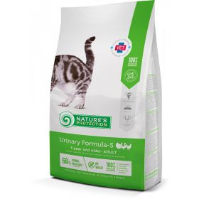 Nature's Protection Cat Adult Urinary Formula-S
