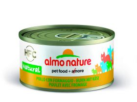 Almo Nature HFC Natural Kana & juusto, 70 g