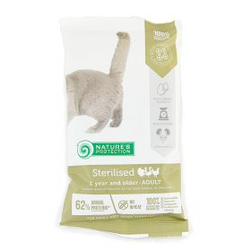80 g Näytepussi Nature's Protection Cat Sterilised