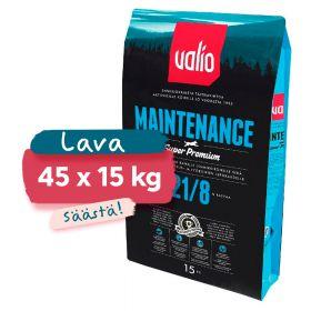Lava 45 x 15kg VALIO Maintenance