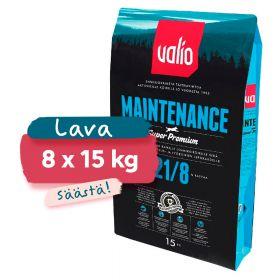 Lava 8 x 15kg VALIO Maintenance