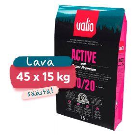 Lava 45 x 15kg VALIO Active