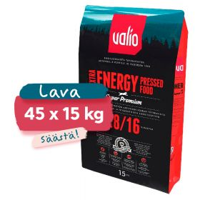 Lava 45 x 15kg VALIO Extra Energy Puriste