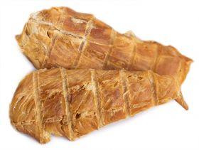 Kuivaliha kanan rintafileestä Booster Chew & Delicacy, 250g