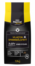 Racinel Black Label Puppy chicken 12 kg