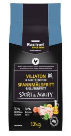 Racinel Black Label Sport & Agility 12 kg