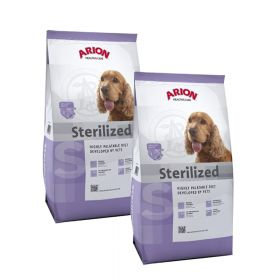 Arion Health & Care STERILIZED 2 x 12kg, sterilisoidut