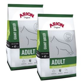 Arion Original Adult Giant Kana & Riisi 2 x 12kg