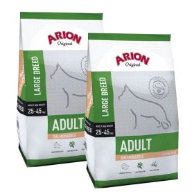 Arion Original Adult Large Lohi & Riisi 2 x 12kg