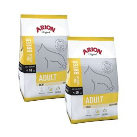 Arion Original Adult Small / Medium LIGHT 2 x 12 kg
