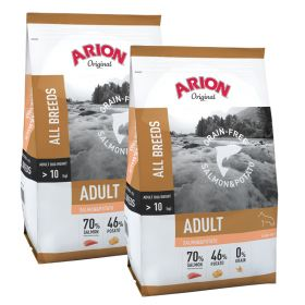 Arion Original Viljaton Lohi & Peruna 2 x 12 kg