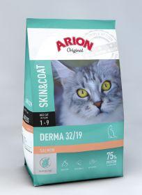 Arion ORIGINAL Kissa Adult DERMA 2 x 2 kg