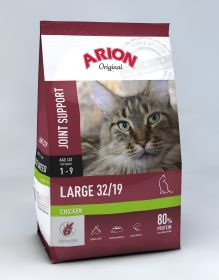 Arion ORIGINAL Kissa Adult LARGE BREED 2 x 2 kg