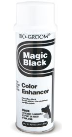 Bio-Groom Viimeistelysuihke Magic Black, 184 g