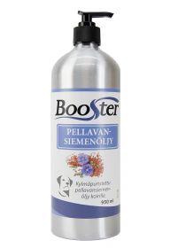 Booster Pellavansiemenöljy, 950 ml