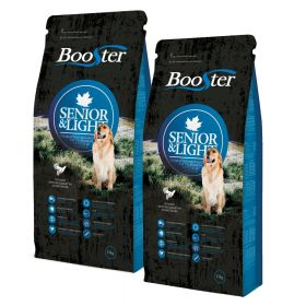 Booster Senior & Light 2 x 15 kg