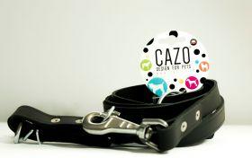 CAZO Nahkatalutin - Eri värejä / kokoja