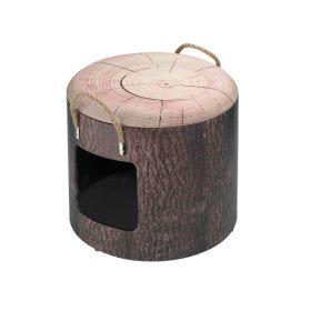 D&D Pesäkolo Petbox wood, pölkky - Eri kokoja