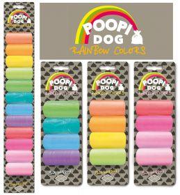 D&D PooPi-Dog Rainbow Koirankakkapussit
