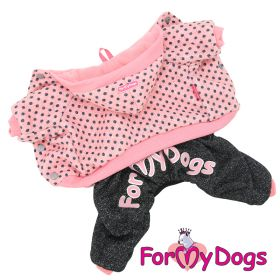 ForMyDogs - Dotted dream lämmin collegehaalari